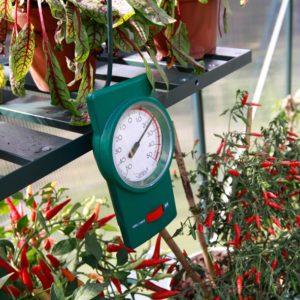 kasvuhoone miinimum maksimum termomeeter