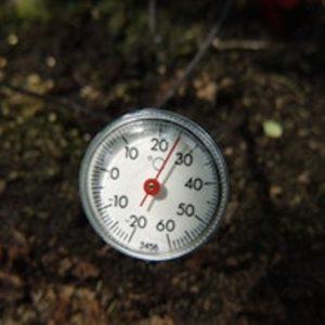 kasvuhoone mulla termomeeter