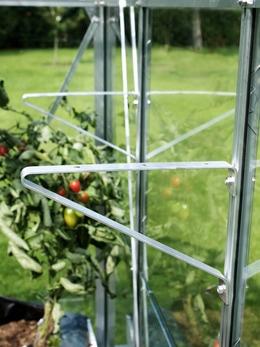 Kasvuhoone riiulid