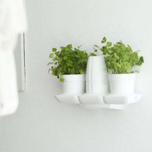 Kastmissüsteemiga lillepotid