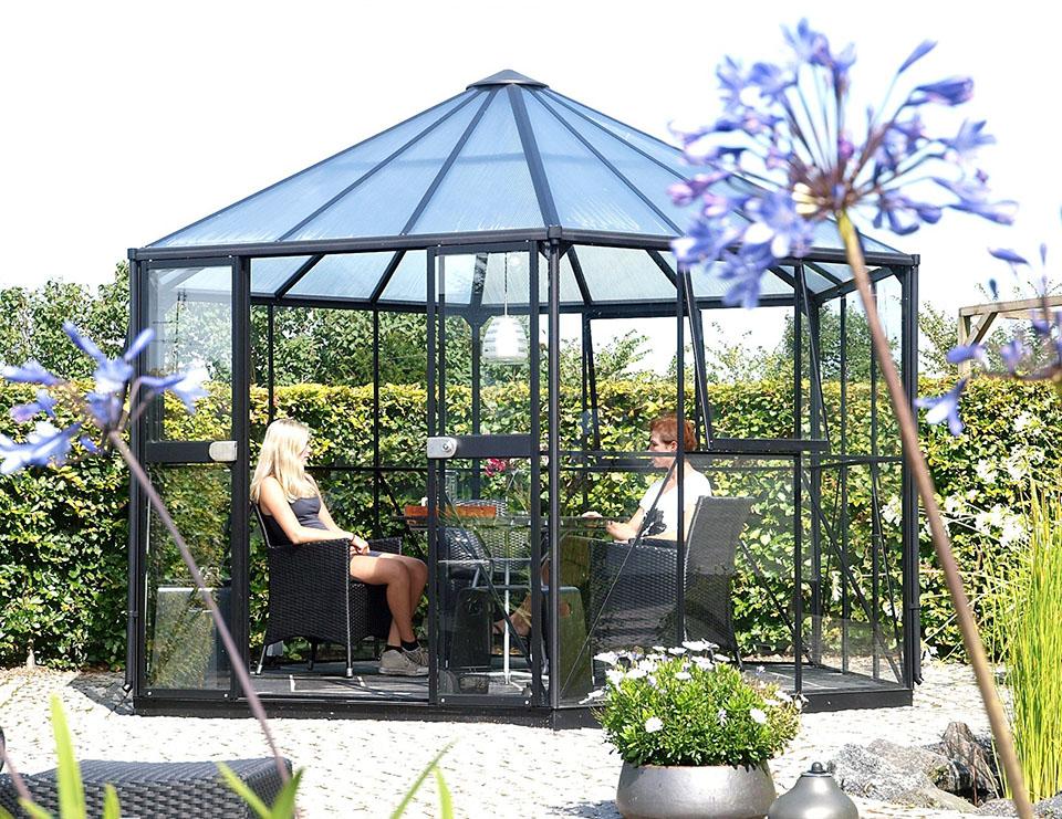 Kasvuhoone-aiapaviljon Vitavia Hera 9000 must