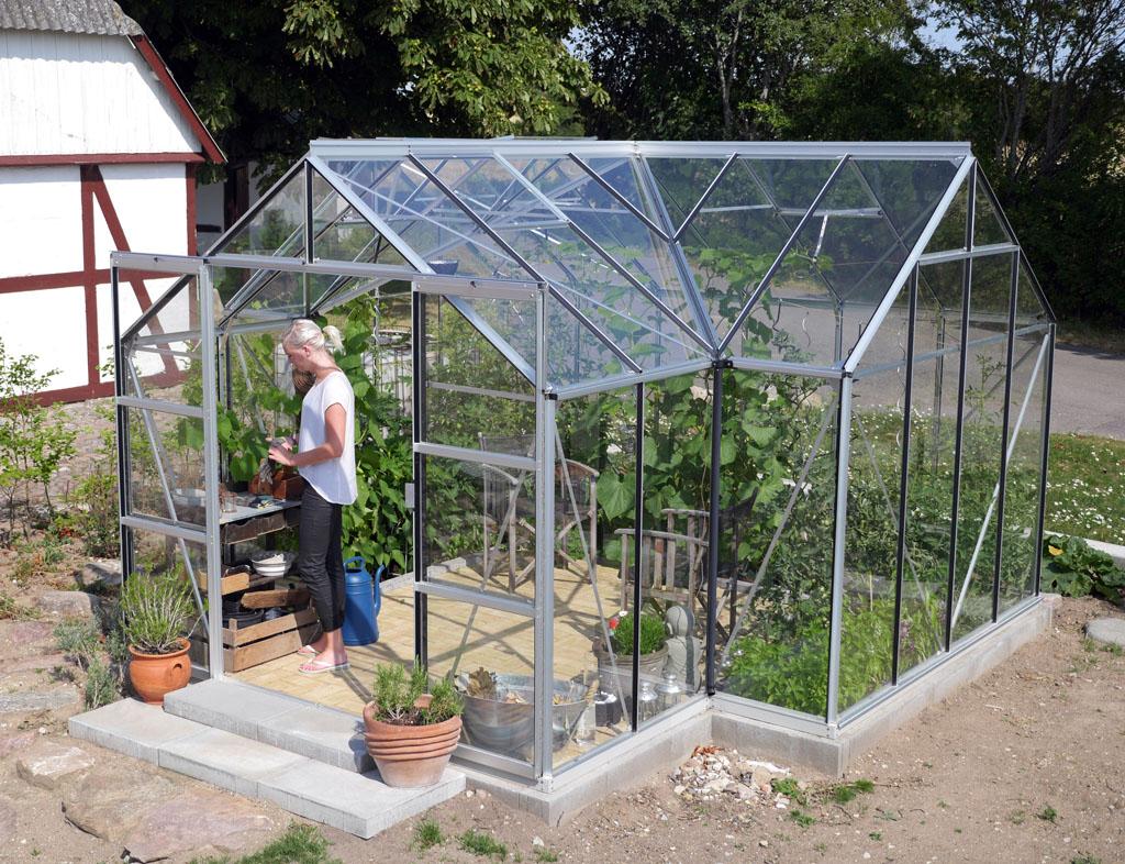 Kasvuhoone, aiapaviljon