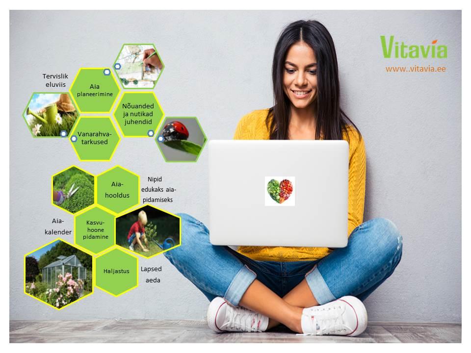 Vitavia.ee otsib blogijaid!