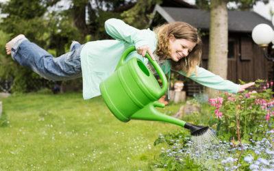 Miks on kasvuhoone- ja aiapidajad nii õnnelikud?