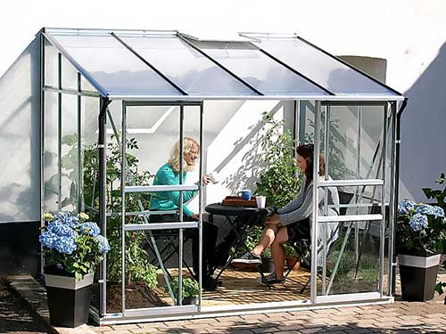 Kasvuhooned Seinaäärsed